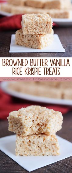Take classic rice krispie treats up a notch with this simple recipe that will knock your rice krispie loving socks off!