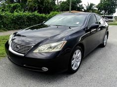 This 2008 Lexus ES 350 is listed on Carsforsale.com for $7,995 in Hollywood, FL. This vehicle includes 2-Stage Unlocking - Remote, Abs - 4-Wheel, Air Filtration, Airbag Deactivation - Occupant Sensing Passenger, Antenna Type - Diversity, Anti-Theft System - Alarm With Remote, Anti-Theft System - Engine Immobilizer, Anti-Theft System - Theft-Deterrent System, Auxiliary Audio Input - Mp3, Braking Assist, Bumper Color - Body-Color, Cargo Area Light, Center Console - Front Console With Storage…