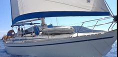 1989 Moody 425 Sail Boat For Sale - www.yachtworld.com