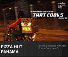 Un ejemplo de como se puede #innovar de forma #creativa Pizza Hut #empresas #marketing