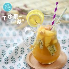 Taiwanese Style Fruit Tea – Fall is coming! Why not treat yourself with this warm caffeine-free drink? Video: https://www.youtube.com/watch?v=uscABC4cags Recipe: http://www.dimcook.com/recipe/8ed55ef917/ Please like & subscribe us. Youtube Channel: Dimcookhk Facebook: Dimcook 點煮網