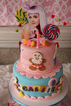 Katy Perry Cake cakepins.com