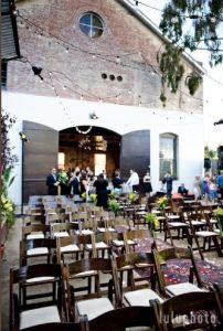 Huron Substation - Los Angeles CA - Rustic Wedding Guide