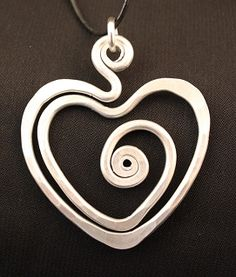 The Artist Jay Jewelry - made in North Carolina - recycled aluminum - lightweight.