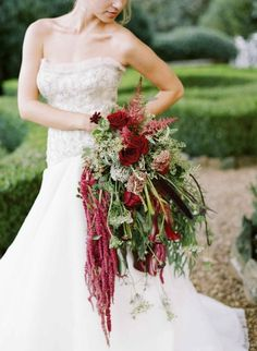Roses. aramanthus. astilbe. Photography By / buffydekmar.com, Floral Design By / gertiemaes.com