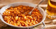 Bud Spencer hagymás babja recept | Street Kitchen Chana Masala, Bud, Bacon, Cooking, Ethnic Recipes, Kitchen, Kitchens, Cuisine, Gem
