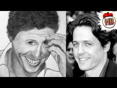 From bizarre pencil drawings to amazing paintings gone wrong, we count 11 hilariously bad fan art fails What's an unpopular opinion you have about something . Bad Fan Art, Fan Drawing, Hugh Grant, Amazing Paintings, All About Time, Top List, Drawings, Sketches, Drawing
