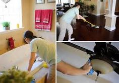 Domestic Cleaning Services.