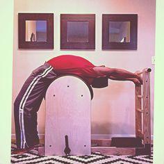 Barrel Rider @PilatesDwell_Canton | High Ladder Barrel: Backward Stretch #stretch #spinalextension • #pilates #pilatesstudio #pilatesinstructor #pilatesformen #contrology #classicalpilates #calisthenics #gymnastics #fitness #yoga #personaltrainer #menshealth #strengthtraining