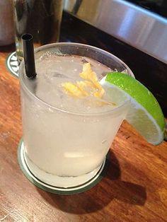 Cocktail at Kingyo Izakaya (Vancouver, BC). #cocktails