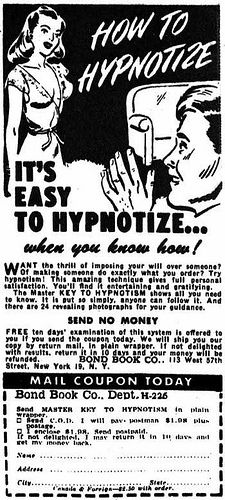 Have you been hypnoraped before?