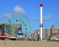 Coney Island New York. Discover the many things to do at Coney Island NYC, including visit the aquarium and the famous amusement park.