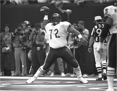 William Perry #NFL #Bears