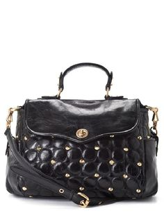 It's really impossible for me not to love everything Rebecca Minkoff makes.