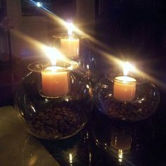 PartyLite DIY - Clearly Creative Eclectic Votive Trio