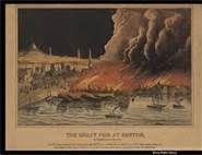 boston fire 1872 - Bing Images