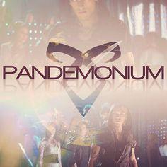 Pandemonium - The Mortal Instruments