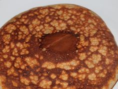 Tone It Up Pancake Recipe - a fantastic, protein dense, breakfast option. I use pumpkin puree or apple sauce instead of the banana, and add in pumpkin spice and a small handful of chopped walnuts for crunch.