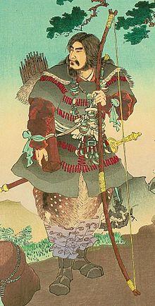 Tennō Jimmu  Primer Emperador del Japón