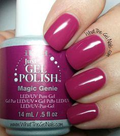 IBD Magic Genie, plus more IBD Just Gel Nail Polish Colors
