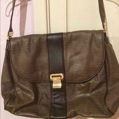 Armani Exchange handbag Gently used Armani exchange handbag purchased from outlet store Armani Exchange Bags Shoulder Bags