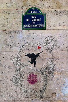Rue du Marché des Blancs Manteaux