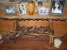 Freak of Nature Log Furniture