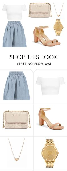 """""""Senza titolo #1772"""" by carly-olly ❤ liked on Polyvore featuring Marc by Marc Jacobs, Alice + Olivia, Tory Burch, Stuart Weitzman, Marc Jacobs and Nixon"""