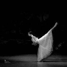 Fine Art version of the Giselle  Ella Persson, Mikhailovsky Theatre  Jack Devant