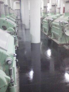 @Serviinca: Masillado de piso (sistema) epóxico, por Serviinca, C.A.  serviinca@gmail.com