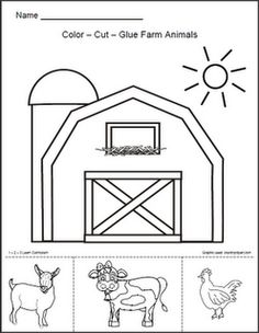 Use this template for barn invitation
