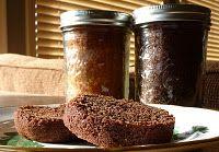 Chocolate Muffin Bread in a Jar