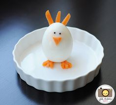 all hard boiled eggs should be presented in this way