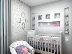 Quarto do Bebê Design Decor Decoração