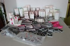 HUGE Mary Kay Old Stock Discontinued HUGE Lot 187+ Lipstick Foundation ECT #MaryKay