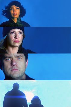 …The Last Episode It made me cry like crazy. Oh how I miss FRINGE