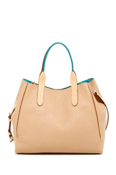 Crosby Two Tone Small Shopper by Cole Haan on @HauteLook