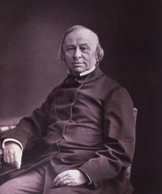 A photograph of Edouard de Laboulaye from the Galerie Contemporaine collection.