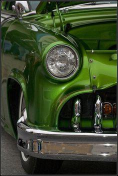 Mean Green Hot Rod Machine