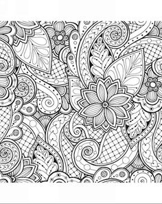 Adult Coloring Books Amazing Book For Adults Featuring Beautiful Birds And Henna Inspired Flowers