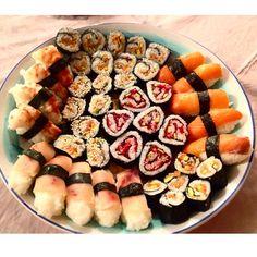 Sushi homemade ✌️
