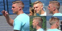Hard part haircut- summer