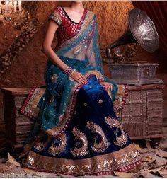 indian hot anarkali exclusive designer traditional party wedding lehenga chunni | eBay