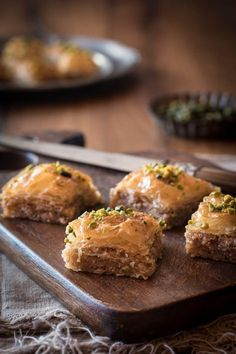 Köstliches Baklava selber machen