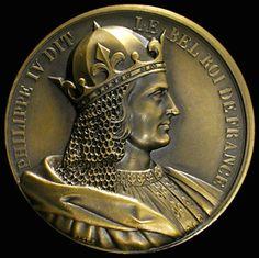 Coins of Knights Templar France