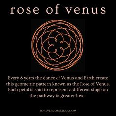 Sacred Geometry Symbols, Sacred Geometry Tattoo, Sacred Feminine, Divine Feminine, Fibonacci Tattoo, Fibonacci Spiral, Venus Tattoo, Venus Symbol, Divine Proportion