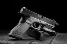 Custom Glock - Rgrips.com