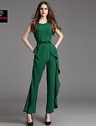 YIMILAN® Women's 2015 New Printing Fashion Jumpsu... – USD $ 49.00