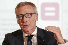 """Marc Raisière (CEO Belfius): """"J'aimais tellement l'unif que je ne voulais pas travailler"""""""