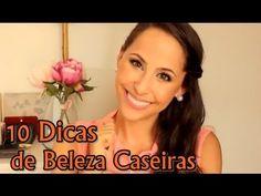 ▶ 10 Dicas de Beleza Caseiras - YouTube